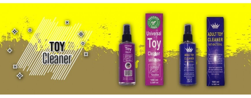 Buy Good Quality Sex Toy Cleaner online from secretsextoy in Lucknow